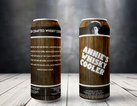 #29 untuk I am creating a Whisky Cooler (Whisky in a Can) and need an awesome design oleh herodesigns