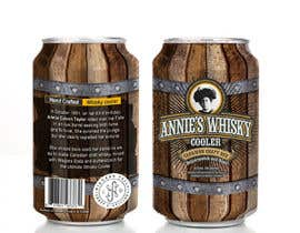 #41 untuk I am creating a Whisky Cooler (Whisky in a Can) and need an awesome design oleh ericzgalang