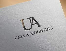 #73 dla Logo Design for Unix Accounting przez kawsarhossan0374