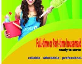 "#9 for create flyer for ""Housemaid"" services by farhanbinhanif"