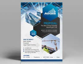 #158 for Design a Corporate Cover Page by Artkisel