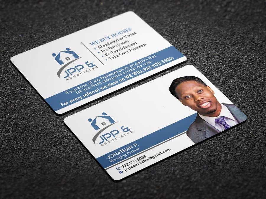 contest entry 120 for design real estate investor business cards - Real Estate Investor Business Cards