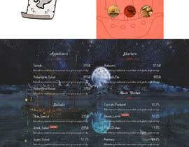 """Nro 3 kilpailuun Design a WordPress Mockup with a """"PIRATE"""" theme käyttäjältä faysalahmed1888"""