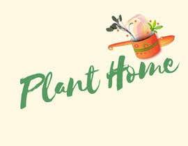 #38 untuk Planthome Logo oleh Virgo1999