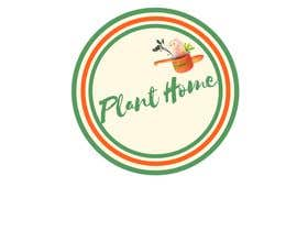 #43 untuk Planthome Logo oleh Virgo1999