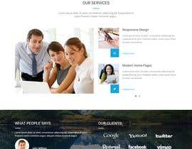 #1 for Creation of 4 Landing page based on template AmpleAdmin af ASwebzone