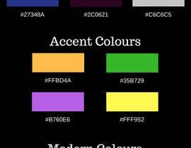 nº 7 pour Provide Branding Colours for Assistant Company par RasheedEqbal
