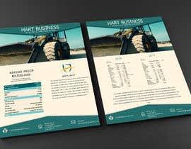 #15 para Business information document template de MPaul96