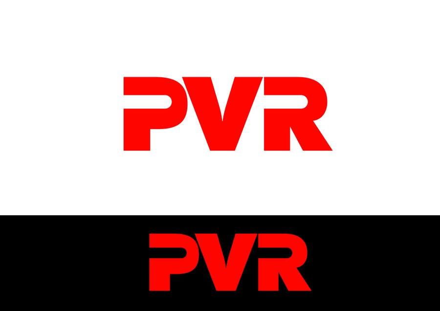 Конкурсная заявка №242 для Logo Design for PVR INC