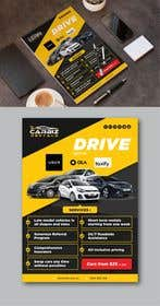 Image of                             Design a Brochure for rideshare ...