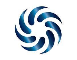 artseba185 tarafından Make my attached logo 3D. I want them to be like teardrop shape. Color i want blue chrome look. için no 23