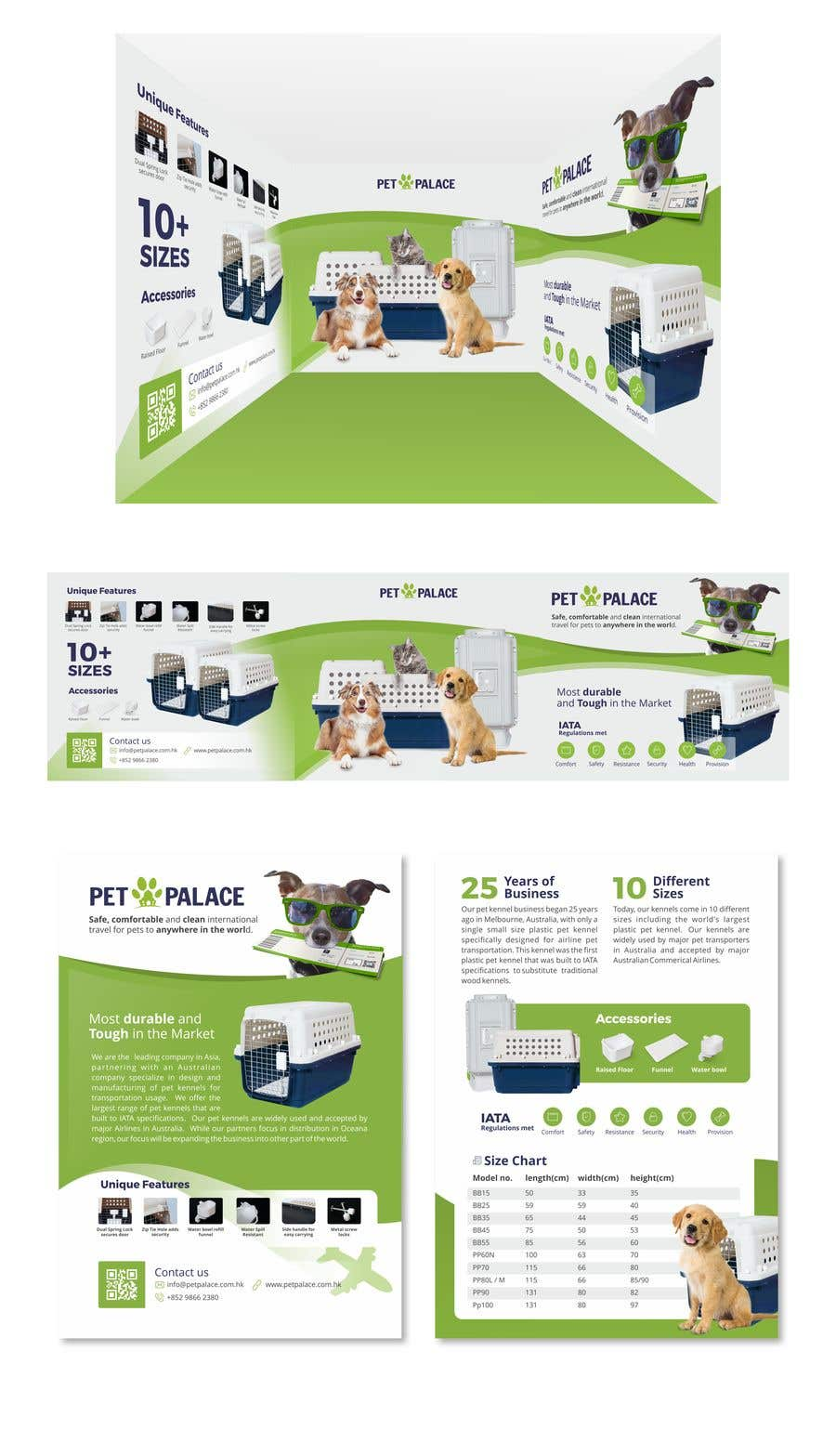 Proposition n°26 du concours Exhibition Booth Wall Deco Design and Flyer Design