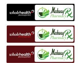 #43 for Design a Logo for a pharmacy by munneeyesmine