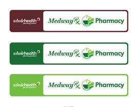 #69 for Design a Logo for a pharmacy by Qomar