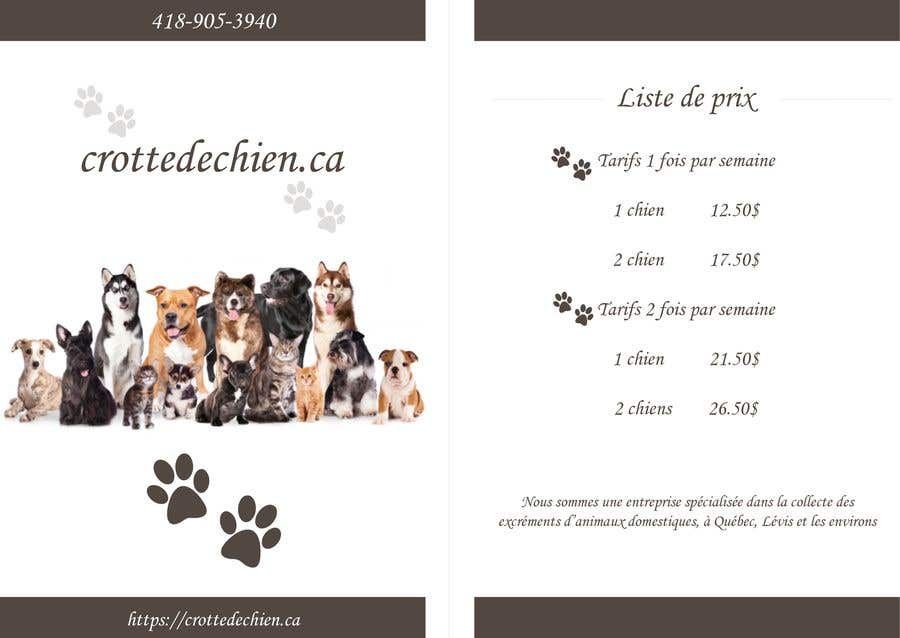 """Proposition n°                                        2                                      du concours                                         FAST - Small company flyer 4x6"""" 2 sided flyer"""