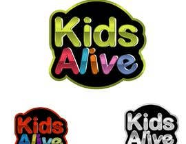 #10 for Logo for a church's KIDS MINISTRY by DonnaMoawad