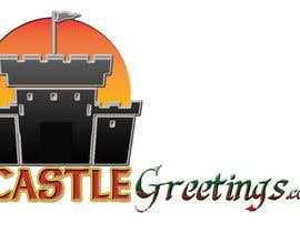 #62 para Logo Design for CastleGreetings.com por Vagelis2D