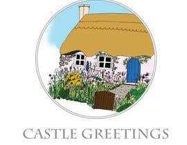 #37 para Logo Design for CastleGreetings.com por yvonnekennedy