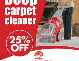 """#18 for create flyer/ad for """"carpet cleaning"""" af shemulpaul"""