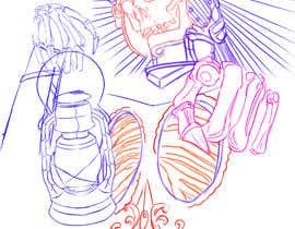#42 für Design my back tattoo von kidznon