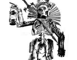 #55 für Design my back tattoo von Miszczui