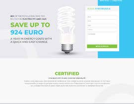 #40 for A new Landingpage design by saidesigner87