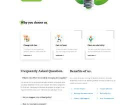 #36 for A new Landingpage design by mohincse