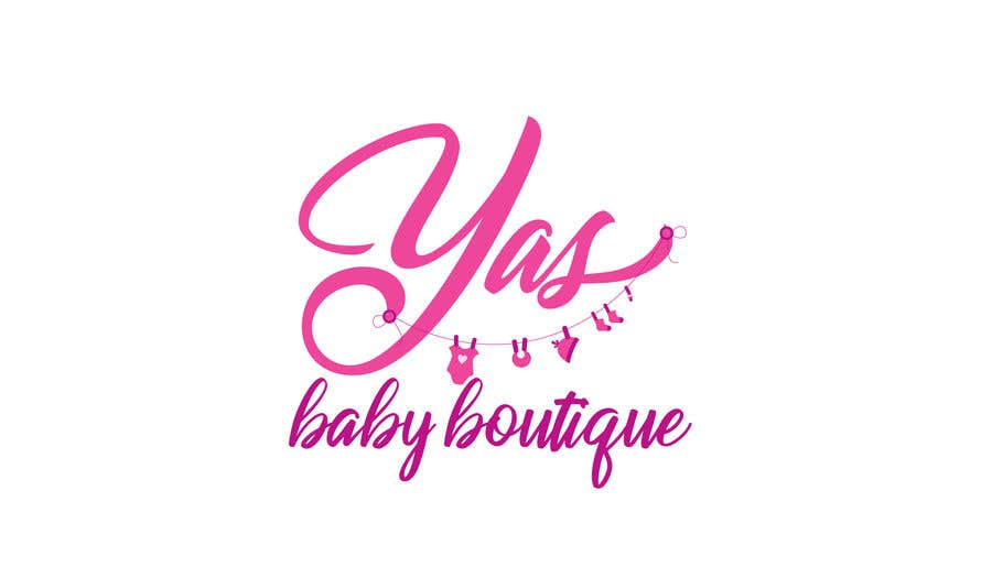 Contest Entry #26 for Build me a logo for my online baby boutique