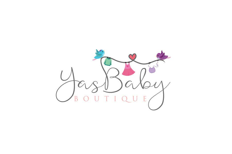 Contest Entry #155 for Build me a logo for my online baby boutique
