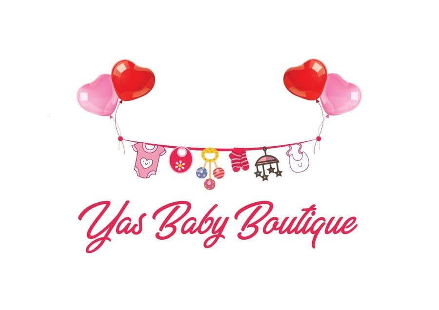 Contest Entry #131 for Build me a logo for my online baby boutique