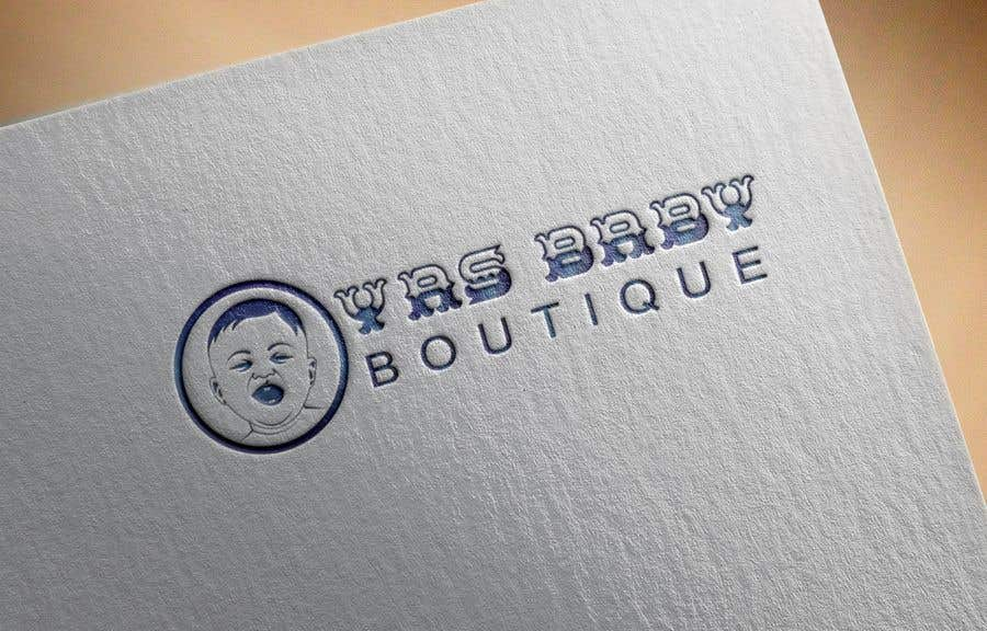 Contest Entry #108 for Build me a logo for my online baby boutique