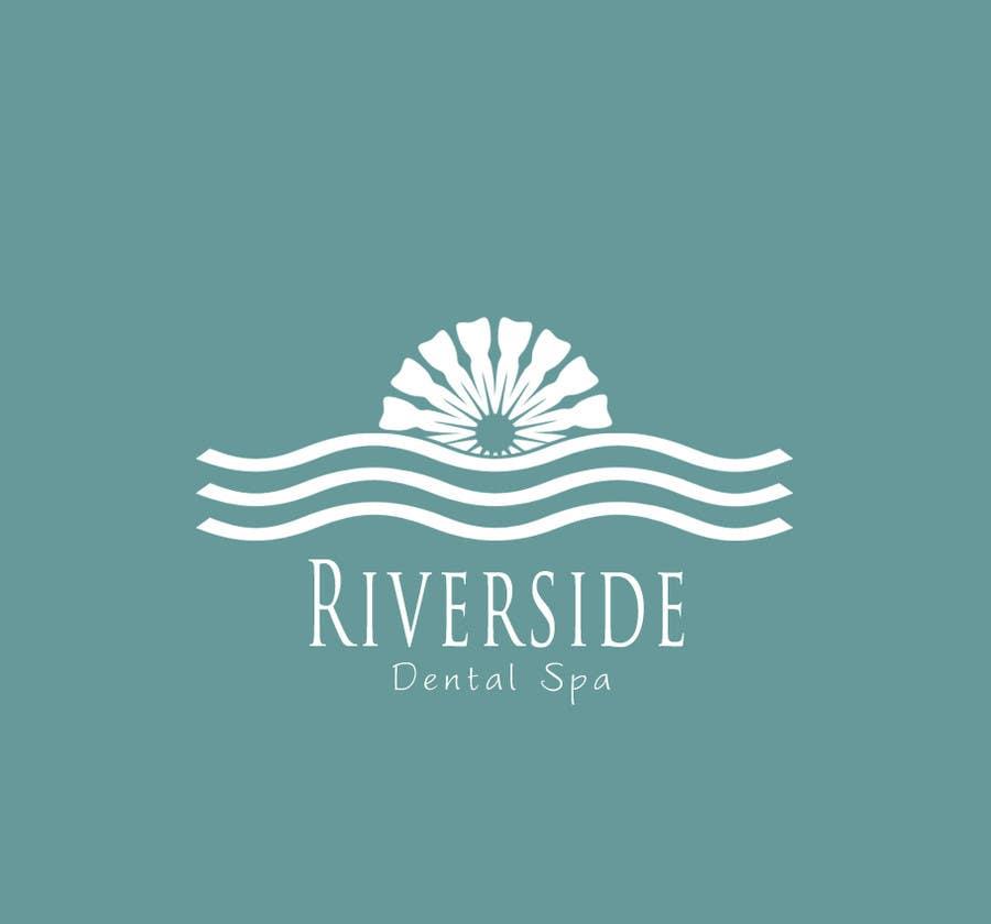 Penyertaan Peraduan #                                        84                                      untuk                                         Logo Design for Riverside Dental Spa