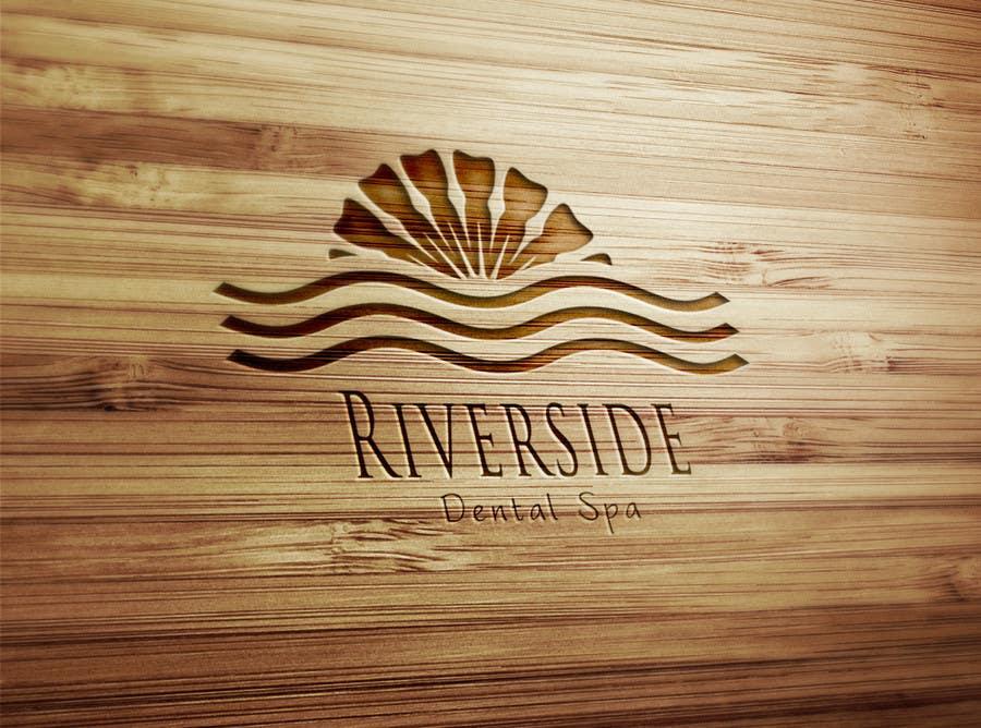 Penyertaan Peraduan #                                        87                                      untuk                                         Logo Design for Riverside Dental Spa