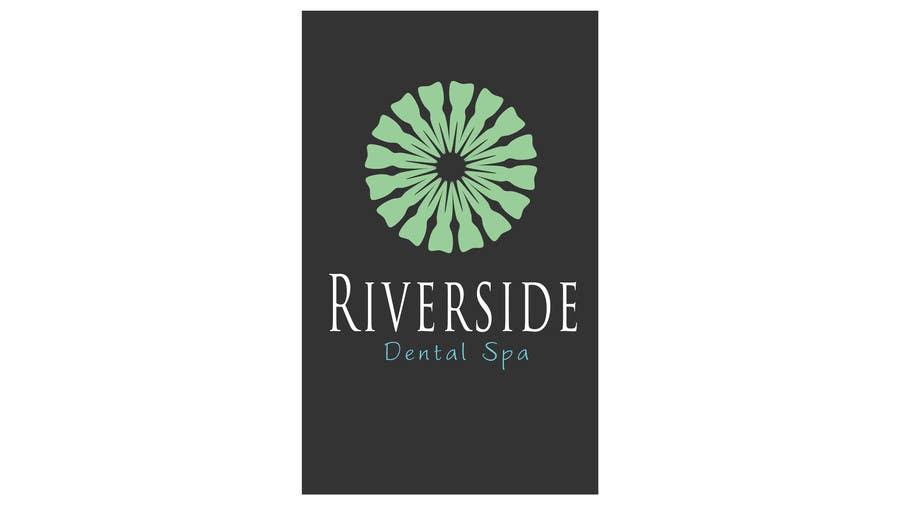 Penyertaan Peraduan #67 untuk Logo Design for Riverside Dental Spa