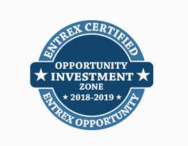 "#5 para Logo for:  ""Entrex Certified* Opportunity Zone Investment"" de oxen09"