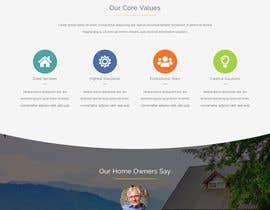 Nro 36 kilpailuun Real estate company name and website design käyttäjältä rubel820746