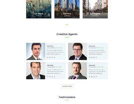 #8 for Real estate company name and website design by dreamplaner