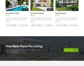 Nro 31 kilpailuun Real estate company name and website design käyttäjältä HabibCoder
