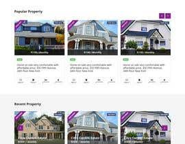 Nro 33 kilpailuun Real estate company name and website design käyttäjältä HabibCoder