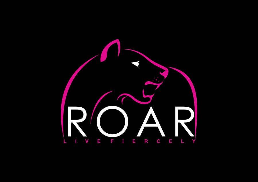 Inscrição nº 143 do Concurso para ROAR - Girl power logo!