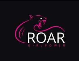 #95 para ROAR - Girl power logo! por mun0202mun