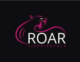 #104 para ROAR - Girl power logo! por mun0202mun