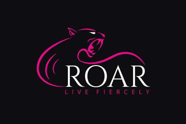 Inscrição nº 116 do Concurso para ROAR - Girl power logo!