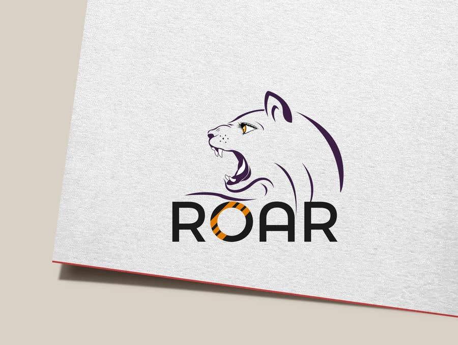 Inscrição nº 144 do Concurso para ROAR - Girl power logo!