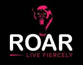 #154 para ROAR - Girl power logo! por anandgaurav311