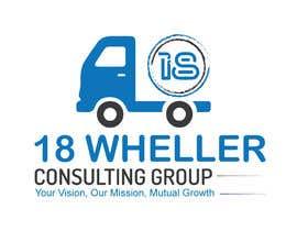 Nro 20 kilpailuun Design a Logo for a Trucking Consulting Company käyttäjältä PhotoshopGD