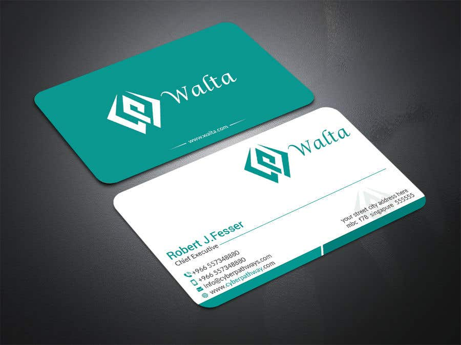 Contest Entry #142 for Design a Logo and a Business Card