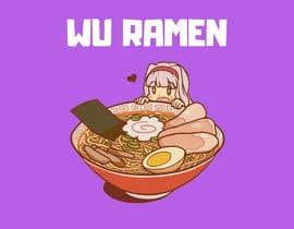 #50 para Name for a ramen restaurant por khalilbenbouazza