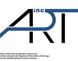 #160 untuk Logo Design for Advanced Research Technology oleh archmarko