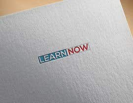 #63 for Design logo for LEARN NOW af Shahnewaz1992